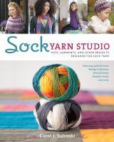 Sock Yarn Studio
