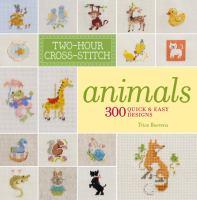 Two-hour Cross-stitch Animals