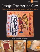 Image Transfer on Clay