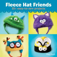 Fleece Hat Friends