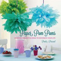 Paper Pom-poms
