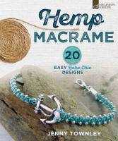 Hemp Macramé