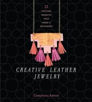 Creative Leather Jewelry