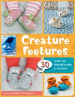 Creature Feetures