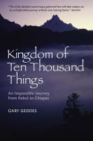 Kingdom of Ten Thousand Things