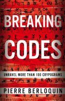 Breaking Codes