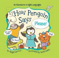 How Penguin Says Please!