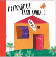 Peekaboo! Farm Animals
