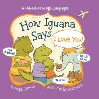 "How Iguana Says ""I Love You!"""
