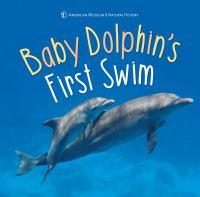 Baby Dolphin's First Swim