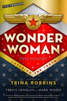 Wonder Woman Psychology