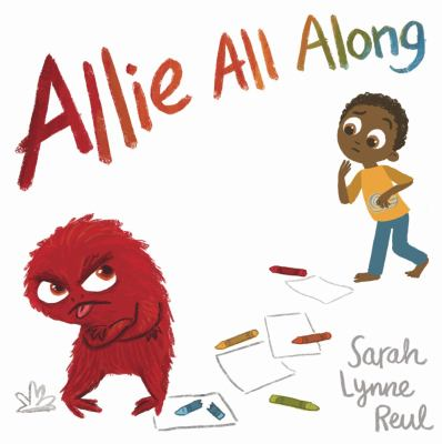 Cover image for Allie All Along