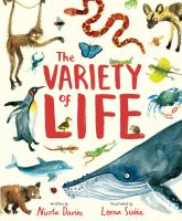 Image: The Variety of Life