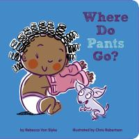 Cover of Where Do Pants Go