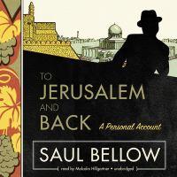 To Jerusalem and Back