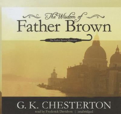 Cover image for The Wisdom of Father Brown