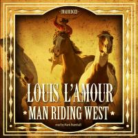 Man Riding West
