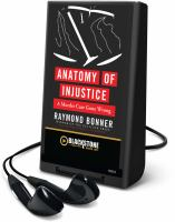 Anatomy of Injustice