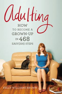 Cover image for Adulting