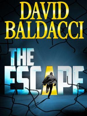 Book Cover - The escape