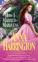How I Married A Marquess