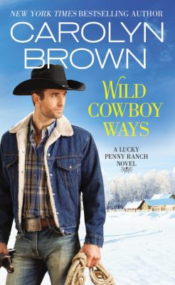 Cover image for Wild Cowboy Ways