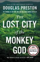 The Lost City of the Monkey God [GRPL Book Club]