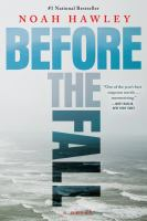 Before the Fall, by Noah Hawley