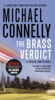 Media Cover for The Brass Verdict