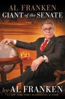 Media Cover for Al Franken, Giant of the Senate [large print]