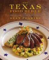 The Texas Food Bible