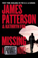 Missing : a Private novel