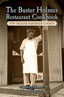 The Buster Holmes Restaurant Cookbook