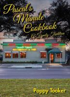 Pascal's Manale Cookbook