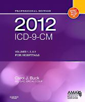 2012 ICD-9-CM For Hospitals, Volumes 1, 2 & 3