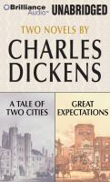 A Tale of Two Cities ; Great Expectations