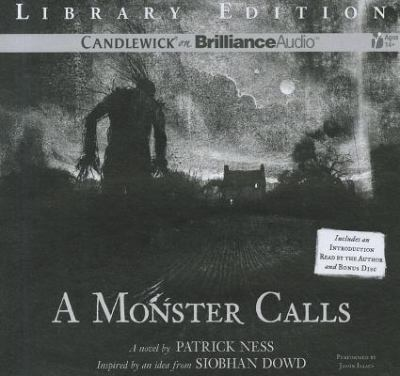 Cover image for A Monster Calls