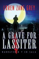 A Grave for Lassiter
