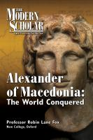 Alexander of Macedonia