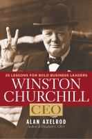 Winston Churchill, CEO