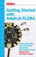Getting Started With Adafruit FLORA