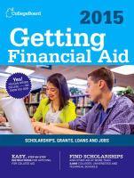 Getting Financial Aid 2015