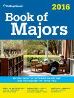 2016 Book of Majors