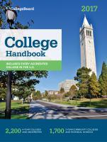 College Handbook 2017