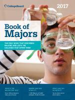 Book of Majors 2017