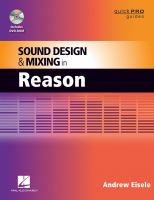 Sound Design and Mixing in Reason