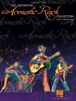 The Definitive Acoustic Rock Collection