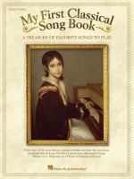 My First Classical Songbook