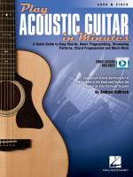 Play Acoustic Guitar in Minutes