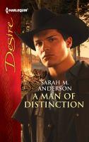 A Man of Distinction